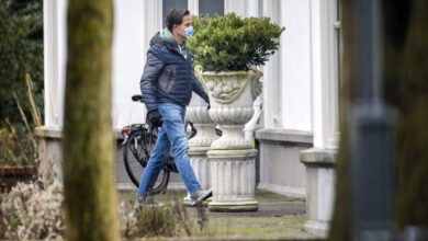 Photo of Rutte praat in Catshuis over avondklok en steunpakketten